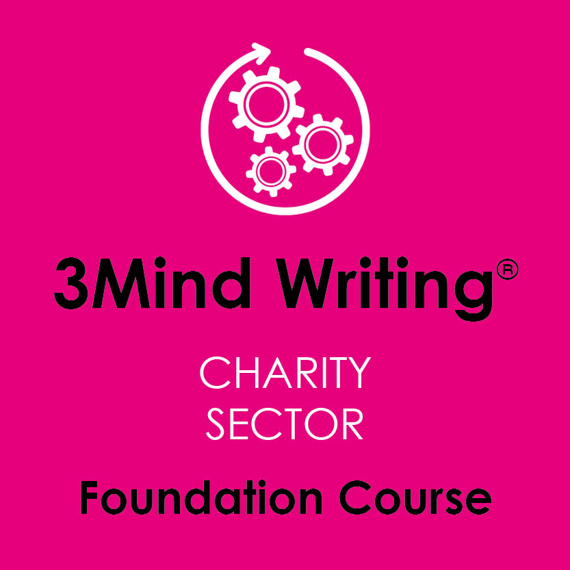 3Mind Writing® Charity Sector Foundation Course